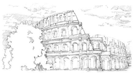 Coliseum, Italy