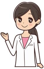 紹介するドクター