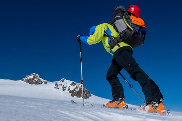 Skitouring Ascent