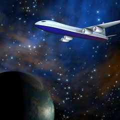 Galaxy airline