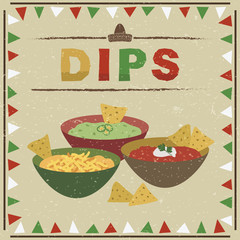 mexican dips