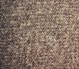 Texture of carpet coverage