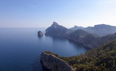 Blick vom Mirador Punta de la Nao