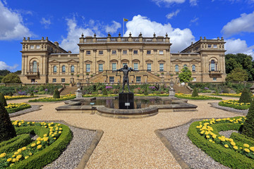 Harewood House, Yorkshire, UK