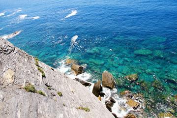 Küste von Cinque Terre