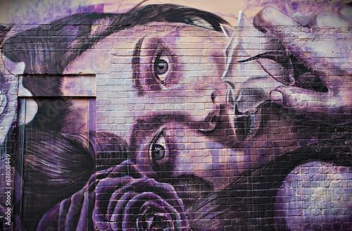 Londra, i graffiti di Brick Lane - 68808449
