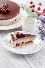 straciatella cheese cake