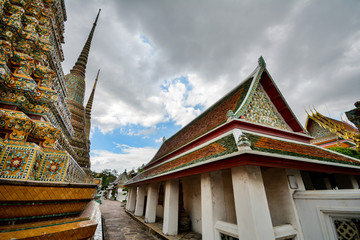 Top of Temple in Thailand 7