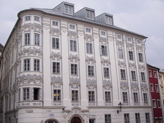 Renoviertes Bürgerhaus