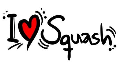 Squash love