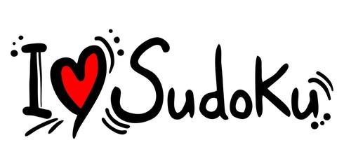 Sudoku love