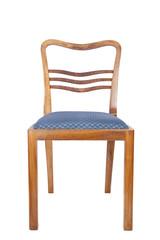 Nussholz-Sessel
