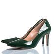 pair of female high heel shoes