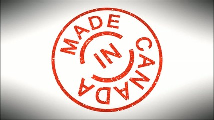Stempel Made in Canada