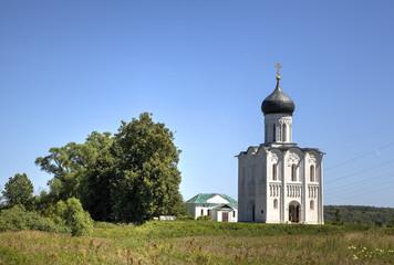 Church of the Intercession on the Nerl. Bogolyubovo, Russia