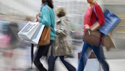 Visit the shops in city