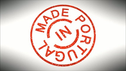 Stempel Made in Portugal