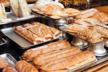 Spanich sandwich - bocadillo