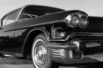 Vintage Oldtimer Auto Classic Limosine