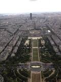 Fototapeta Paris - pola marsowe © bazyliszek86