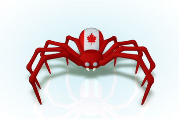 Dylan Strome, The Canadian Spider