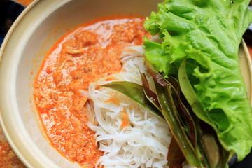 coconut rice noodle