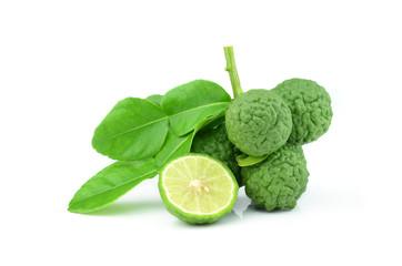 Kaffir Lime with leaves