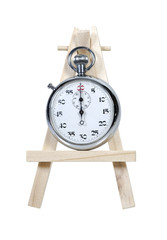 Stop Watch on an Easel