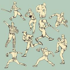 Baseball Sport Action