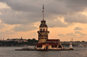 Maiden's Tower- Leandre Tower- Kızkulesi