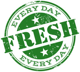 every day fresh