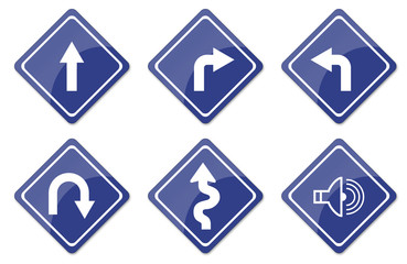 Allow Signs Set