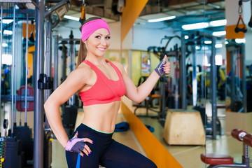 woman fitness
