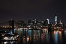 Бруклинский мост. Нью-Йорк. США