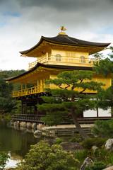 Japan, Kyoto, 2013/10/07, Kinkaku-ji, Golden Pavilion