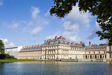 Fontainebleau travaux