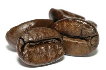 Kaffeebohnendetails