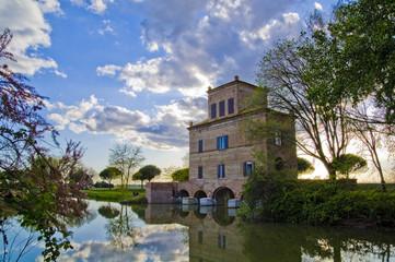 Torre Abate Mesola Ferrara