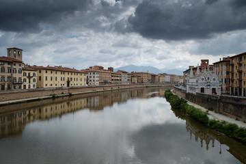 River Arno at Pisa