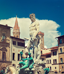 Florence, Italy ,Piazza Vecchio