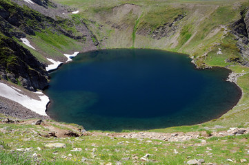 The Eye Glacial Lake