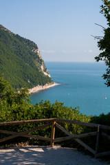 Monte Conero, Marche, Italia