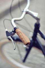 Vintage bike handlebar