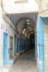 Zoco cerrado Túnez
