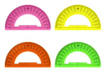 color protractor