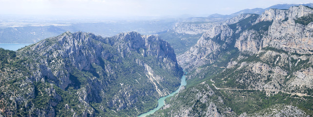 Grand Canyon du Verdon, France