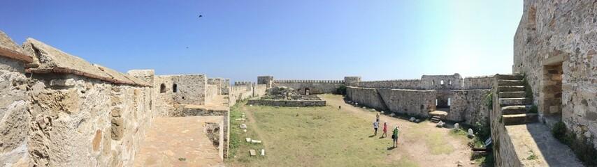 Bozcaada Kalesi Panorama