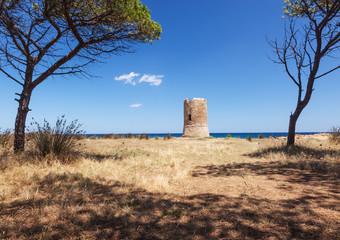 Torre San Giovanni - La caletta Sardegna