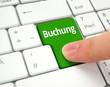 canvas print picture - Buchung