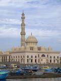 Marina mosque in Hughada